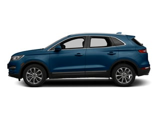 Midnight Sapphire Metallic 2015 Lincoln MKC Pictures MKC Utility 4D Select AWD I4 Turbo photos side view