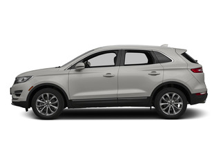 Silver Sand Metallic 2015 Lincoln MKC Pictures MKC Utility 4D Select AWD I4 Turbo photos side view