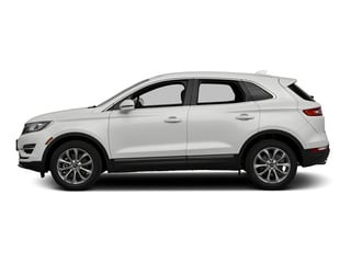 White Platinum Metallic Tri-Coat 2015 Lincoln MKC Pictures MKC Utility 4D Select AWD I4 Turbo photos side view