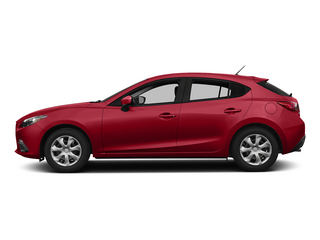 Soul Red Metallic 2015 Mazda Mazda3 Pictures Mazda3 Wagon 5D i Sport I4 photos side view