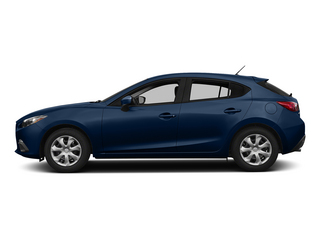 Deep Crystal Blue Mica 2015 Mazda Mazda3 Pictures Mazda3 Wagon 5D i Sport I4 photos side view