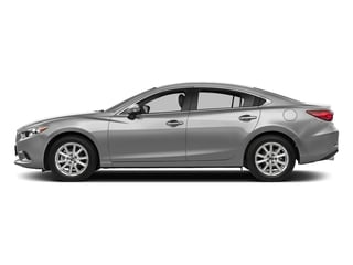 Liquid Silver Metallic 2015 Mazda Mazda6 Pictures Mazda6 Sedan 4D i Touring I4 photos side view