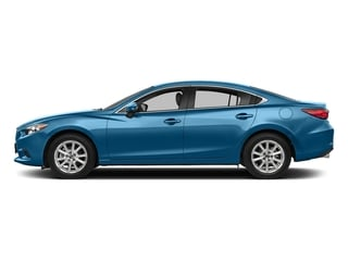 Blue Reflex Mica 2015 Mazda Mazda6 Pictures Mazda6 Sedan 4D i Touring I4 photos side view