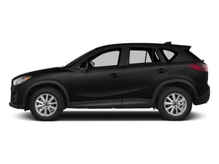 Jet Black Mica 2015 Mazda CX-5 Pictures CX-5 Utility 4D GT 2WD I4 photos side view