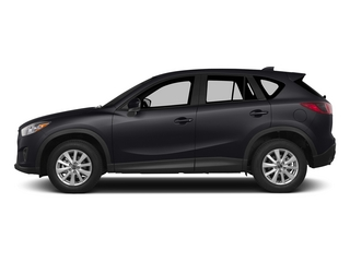 Meteor Gray Mica 2015 Mazda CX-5 Pictures CX-5 Utility 4D GT 2WD I4 photos side view