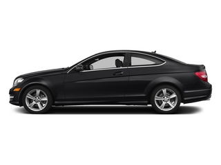Black 2015 Mercedes-Benz C-Class Pictures C-Class Coupe 2D C250 I4 Turbo photos side view