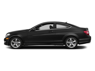 Magnetite Black Metallic 2015 Mercedes-Benz C-Class Pictures C-Class Coupe 2D C250 I4 Turbo photos side view