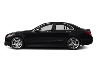 Black 2015 Mercedes-Benz C-Class Pictures C-Class Sedan 4D C400 AWD V6 Turbo photos side view