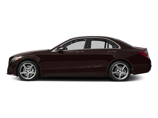 Dakota Brown Metallic 2015 Mercedes-Benz C-Class Pictures C-Class Sedan 4D C400 AWD V6 Turbo photos side view