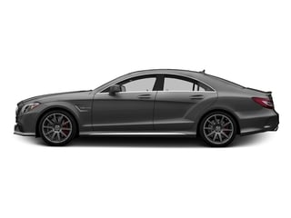 Steel Gray Metallic 2015 Mercedes-Benz CLS-Class Pictures CLS-Class Sedan 4D CLS63 AMG S AWD V8 photos side view