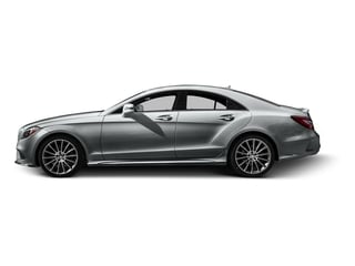 Iridium Silver Metallic 2015 Mercedes-Benz CLS-Class Pictures CLS-Class Sedan 4D CLS400 AWD V6 Turbo photos side view