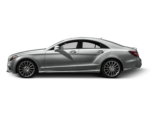 Palladium Silver Metallic 2015 Mercedes-Benz CLS-Class Pictures CLS-Class Sedan 4D CLS400 AWD V6 Turbo photos side view