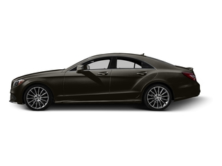Dakota Brown Metallic 2015 Mercedes-Benz CLS-Class Pictures CLS-Class Sedan 4D CLS400 AWD V6 Turbo photos side view