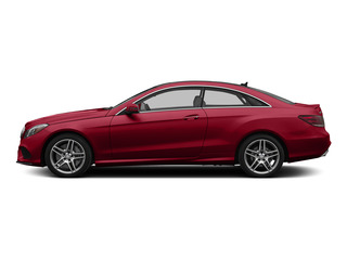 Mars Red 2015 Mercedes-Benz E-Class Pictures E-Class Coupe 2D E550 V8 Turbo photos side view