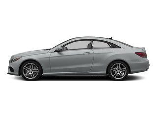 Iridium Silver Metallic 2015 Mercedes-Benz E-Class Pictures E-Class Coupe 2D E550 V8 Turbo photos side view