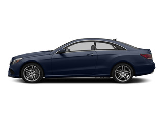 Lunar Blue Metallic 2015 Mercedes-Benz E-Class Pictures E-Class Coupe 2D E550 V8 Turbo photos side view