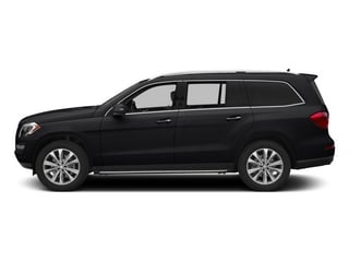 Black 2015 Mercedes-Benz GL-Class Pictures GL-Class Utility 4D GL450 4WD V6 photos side view