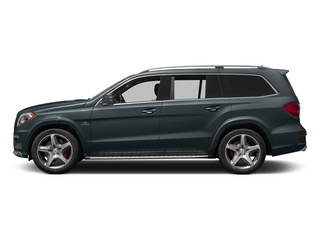 Steel Gray Metallic 2015 Mercedes-Benz GL-Class Pictures GL-Class Utility 4D GL63 AMG 4WD V8 photos side view
