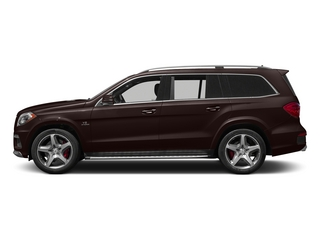 Dakota Brown Metallic 2015 Mercedes-Benz GL-Class Pictures GL-Class Utility 4D GL63 AMG 4WD V8 photos side view