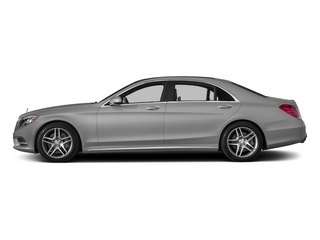designo Magno Alanite Gray (Matte Finish) 2015 Mercedes-Benz S-Class Pictures S-Class Sedan 4D S550 AWD V8 photos side view