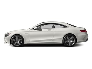 designo Magno Cashmere White (Matte Finish) 2015 Mercedes-Benz S-Class Pictures S-Class Coupe 2D S63 AMG AWD V8 Turbo photos side view