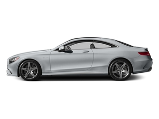 Diamond Silver Metallic 2015 Mercedes-Benz S-Class Pictures S-Class Coupe 2D S63 AMG AWD V8 Turbo photos side view