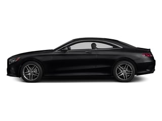 Magnetite Black Metallic 2015 Mercedes-Benz S-Class Pictures S-Class Coupe 2D S550 AWD V8 Turbo photos side view