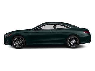 Emerald Green Metallic 2015 Mercedes-Benz S-Class Pictures S-Class Coupe 2D S550 AWD V8 Turbo photos side view