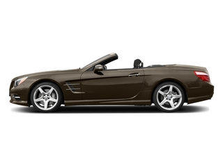 Dolomite Brown Metallic 2015 Mercedes-Benz SL-Class Pictures SL-Class Roadster 2D SL550 V8 Turbo photos side view