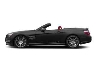 Black 2015 Mercedes-Benz SL-Class Pictures SL-Class Roadster 2D SL63 AMG V8 Turbo photos side view