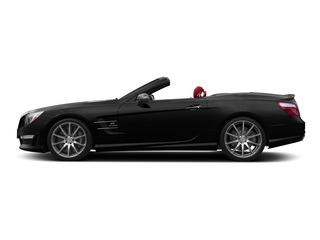 Magnetite Black Metallic 2015 Mercedes-Benz SL-Class Pictures SL-Class Roadster 2D SL63 AMG V8 Turbo photos side view