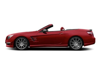 Mars Red 2015 Mercedes-Benz SL-Class Pictures SL-Class Roadster 2D SL63 AMG V8 Turbo photos side view