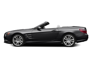 Black 2015 Mercedes-Benz SL-Class Pictures SL-Class Roadster 2D SL400 V6 Turbo photos side view