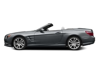 Shadow Gray Matte 2015 Mercedes-Benz SL-Class Pictures SL-Class Roadster 2D SL400 V6 Turbo photos side view