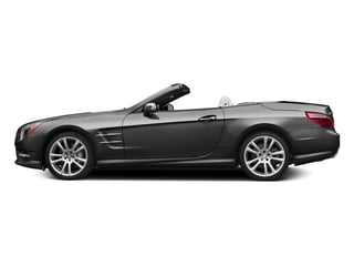 Steel Gray Metallic 2015 Mercedes-Benz SL-Class Pictures SL-Class Roadster 2D SL400 V6 Turbo photos side view