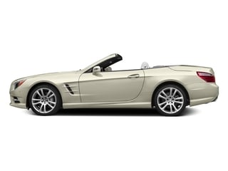 designo Diamond White Metallic 2015 Mercedes-Benz SL-Class Pictures SL-Class Roadster 2D SL400 V6 Turbo photos side view