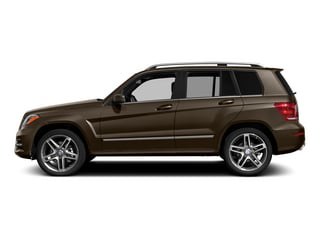 Dolomite Brown 2015 Mercedes-Benz GLK-Class Pictures GLK-Class Utility 4D GLK250 BlueTEC AWD I4 photos side view