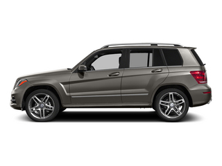 Pebble Gray 2015 Mercedes-Benz GLK-Class Pictures GLK-Class Utility 4D GLK250 BlueTEC AWD I4 photos side view