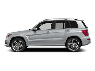 Diamond Silver 2015 Mercedes-Benz GLK-Class Pictures GLK-Class Utility 4D GLK250 BlueTEC AWD I4 photos side view