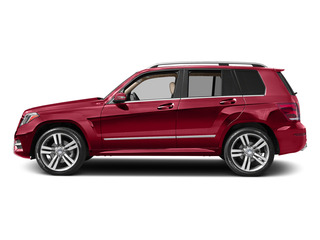 Mars Red 2015 Mercedes-Benz GLK-Class Pictures GLK-Class Utility 4D GLK350 AWD V6 photos side view