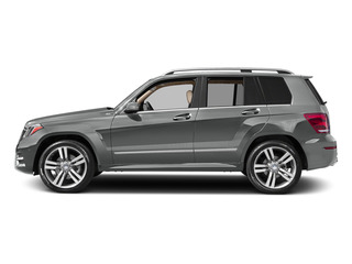 Palladium Silver Metallic 2015 Mercedes-Benz GLK-Class Pictures GLK-Class Utility 4D GLK350 AWD V6 photos side view