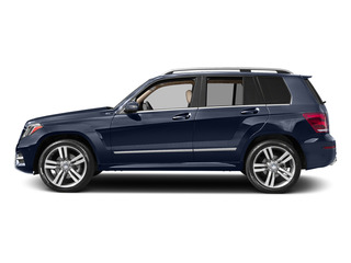 Lunar Blue Metallic 2015 Mercedes-Benz GLK-Class Pictures GLK-Class Utility 4D GLK350 AWD V6 photos side view
