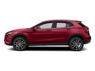 Jupiter Red 2015 Mercedes-Benz GLA-Class Pictures GLA-Class Utility 4D GLA250 AWD I4 Turbo photos side view