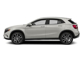 Pearl Silver Metallic 2015 Mercedes-Benz GLA-Class Pictures GLA-Class Utility 4D GLA250 AWD I4 Turbo photos side view