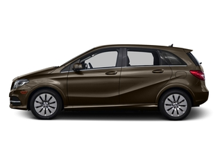 Cocoa Brown Metallic 2015 Mercedes-Benz B-Class Pictures B-Class Hatchback 5D Electric Drive photos side view