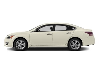Pearl White 2015 Nissan Altima Pictures Altima Sedan 4D SL V6 photos side view