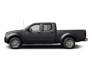 Night Armor 2015 Nissan Frontier Pictures Frontier Crew Cab SV 2WD photos side view