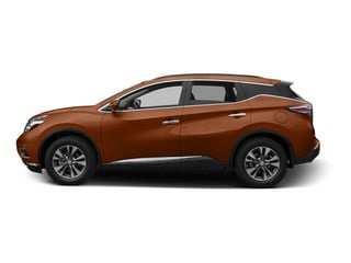 Pacific Sunset Metallic 2015 Nissan Murano Pictures Murano Utility 4D SV 4WD V6 photos side view