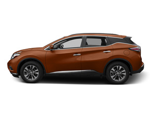 Pacific Sunset Metallic 2015 Nissan Murano Pictures Murano Utility 4D S 2WD V6 photos side view