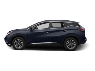 Arctic Blue Metallic 2015 Nissan Murano Pictures Murano Utility 4D S 2WD V6 photos side view